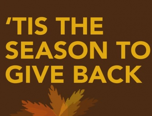 Put GIVING back in Thanksgiving